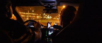 Rotterdam – Fluitende overvaller forceert lift van maaltijdbezorger