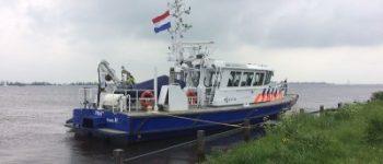 Súdwest-Fryslân / De Fryske Marren – Schippers gecontroleerd op het Sneekermeer