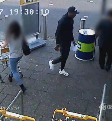 Eindhoven – Gezocht – Overval op de Jumbo in winkelcentrum Woensel