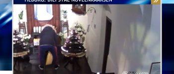 Tilburg – Gezocht – Diefstal noveenkaarsen uit Hasseltse kapel