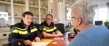 Soest – Politie Soest komt bij de mensen thuis deze zomer