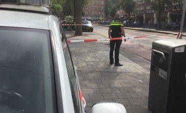Amsterdam – Schietincident in de Beethovenstraat
