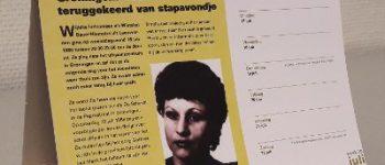 Groningen – Wie weet meer over de dood van Wijtske Bauer-Hiemstra?