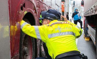 Rilland – Drugsafval achtergelaten in vrachtauto