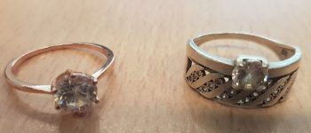 Nederland – Gezocht – Tonen sieraden, van diefstal afkomstig