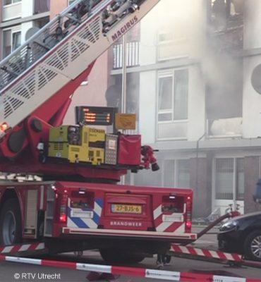 Utrecht – Gezocht – Getuigen gezocht in zaak fatale flatbrand