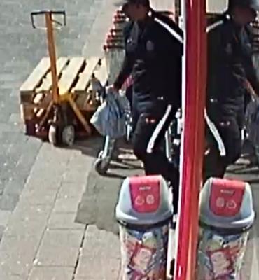 Spijkenisse – Gezocht – Wie is deze man die de toko op de Vondelsingel Spijkenisse overviel?