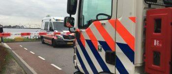 Amsterdam – Persoon gewond aangetroffen Moezelhavenweg