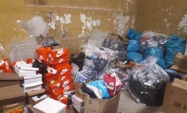 Driebergen – Vier verdachten aangehouden op verdenking van handel in namaakgoederen