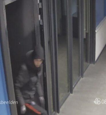 Waalwijk – Gezocht – Bedrijfsinbraak in Waalwijk