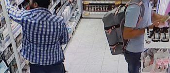 Ulft – Gezocht – Mannen lopen drogist uit met gestolen producten