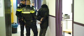 Utrecht – Eerste relschopper demonstratie aangehouden