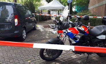 Amsterdam – Motoragent schiet verdachte neer op de De Wittenkade