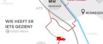 Nijmegen – De politie onderzoekt drugsdumping Nijmegen en zoekt getuigen
