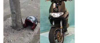 Rotterdam – Leiden helm en scooter naar identiteit schutter Willem Ruyslaan?