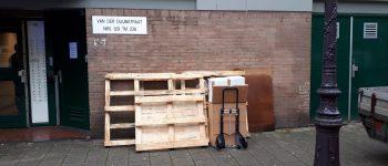 Amsterdam – Gezocht – Neergeschoten verdachte De Wittenkade