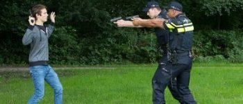 Rilland – 'Bij de aanhouding heb ik mijn pistool gepakt en op hem gericht'
