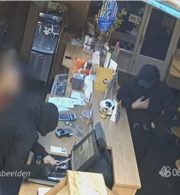 Rosmalen – Gezocht – Overval op cafetaria De Hoeve