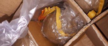 Mierlo – Tientallen kilo's mortierbommen gevonden