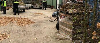 Rosmalen – Samenwerkende overheid in actie op industrieterrein Kruisstraat