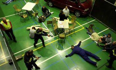 Alkmaar – Realistische extreem geweld oefeningen in Alkmaar