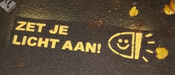 Den Haag-Delft-Leiden – Fietsers bekeurd bij verlichtingscontroles