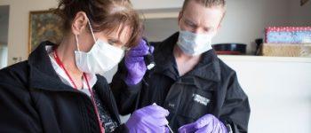 Rotterdam – Politie onderzoekt schietincident Schiedamseweg