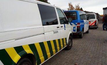 Roosendaal – Integrale handhavingsactie tegen ondermijnende criminaliteit