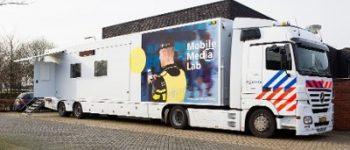 Gooi en Vechtstreek – Inbraken voorkomen? Bezoek de informatiewagen en het Mobiel Media Lab!