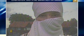 Eindhoven – Gezocht – Pinnen met gestolen bankpas in Eindhoven