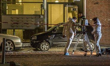 Utrecht – Getuigen gezocht van schietincident