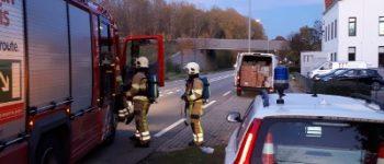 Driebergen, Maastricht – Bestelbus met explosieve lading aangetroffen op A2