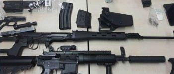 Woudrichem – Man aangehouden na het online aanbieden van wapens