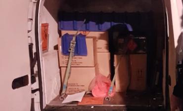 Tilburg/ Udenhout – Grote hoeveelheid vuurwerk inbeslag genomen