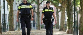 Amersfoort – Politie houdt agressieve man aan
