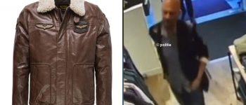 Amersfoort – Gezocht – Winkeldief steelt jack van ruim 400 euro