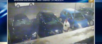 Breda – Gezocht – Snelle autodiefstal in Breda