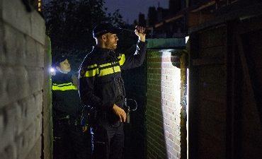 Noord-Holland – Samen inbrekers pakken