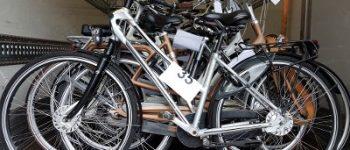 Amsterdam – Van wie is 1 van deze 58 fietsen?