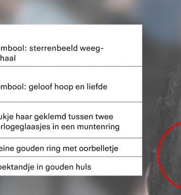 Amsterdam – Gezocht – Dierbaar sieraad weggenomen bij straatroof