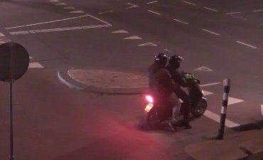 Rotterdam – Nieuwe beelden verdachten dodelijke schietpartij Rechthuislaan