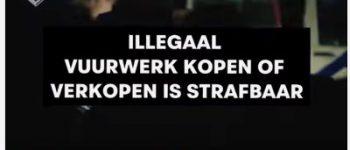 Winschoten – Twee mannen aangehouden in onderzoek illegaal vuurwerk