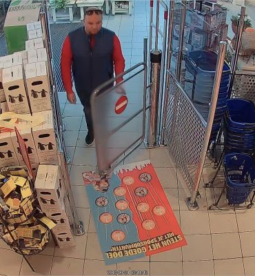 Hoorn – Gezocht – Zakkenrollerij en bankpasfraude Hoorn