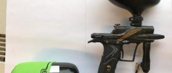 Eindhoven / St. Oedenrode – Jongemannen aangehouden na schieten met paintballwapen