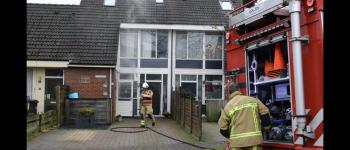 Borger – kortsluiting in schakelaar veroorzaakt brand