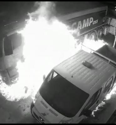 Gezocht – brandstichter (Video)€ 2.500 beloning