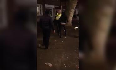 Rotterdam – 'Hij is alleen. Kom op, we pakken hem!'