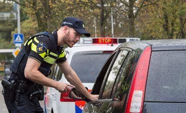 Dordrecht – Eén snelheidsbekeuring per drie minuten op Merwedestraat Dordrecht