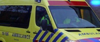 Voorburg – Gewonde man vermist na verkeersongeval