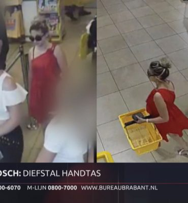 's-Hertogenbosch – Gezocht – Diefstal handtas in supermarkt